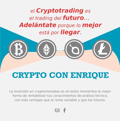 Criptotrading con Enrique Santos