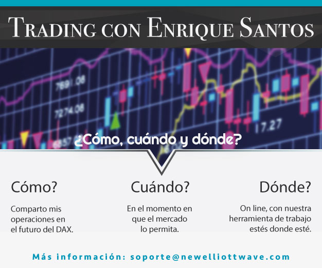 Trading con Enrique Santos